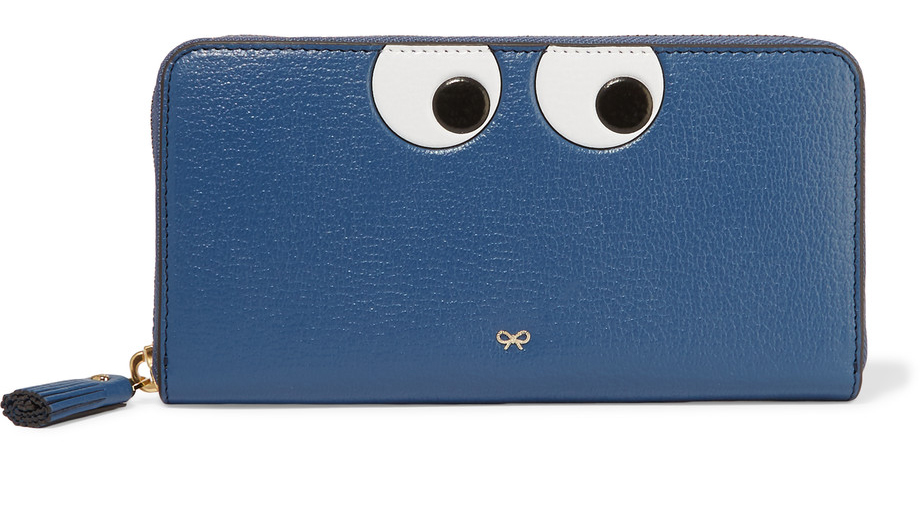 Anya-Hindmarch-Eyes-embossed-textured-leather-wallet