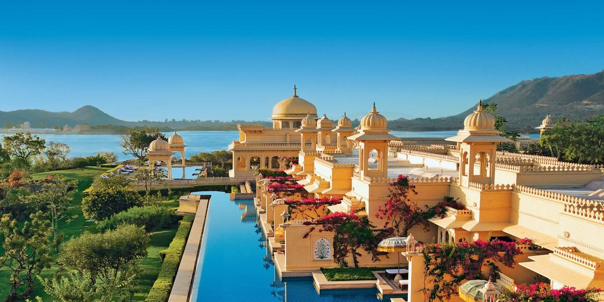 Located on the bank of Lake Pichola, the... make your fairy-tale dream a reality
