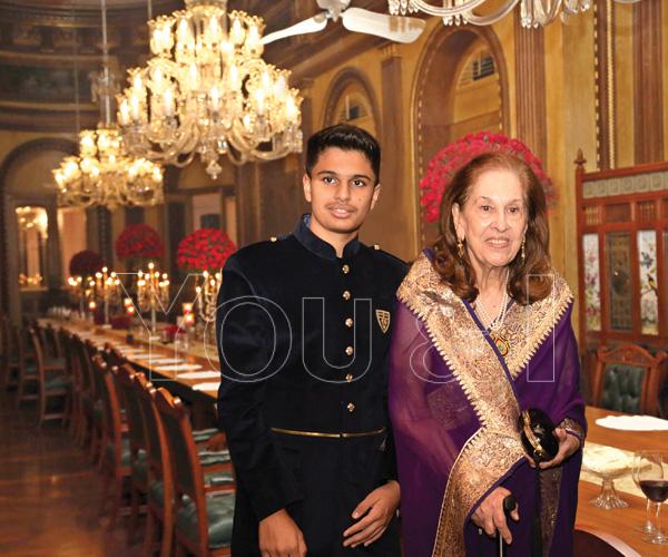 Rahim and Begum Bilkees Latif