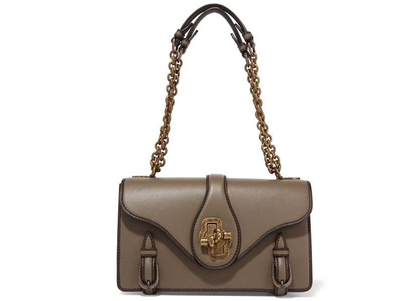 Bottega-Veneta-The-City-Knot-leather-shoulder-bag
