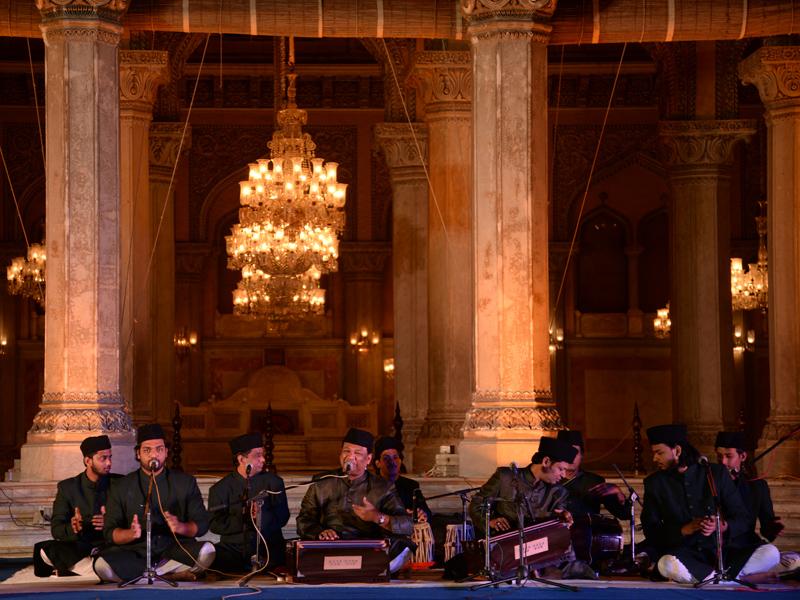 Chowmahallah Palace