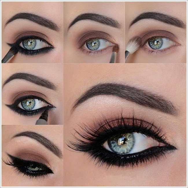 Easy Steps to Apply Eyeliner