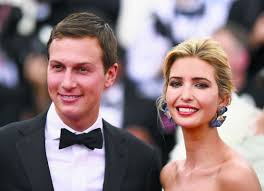 Jared Kushner has been an active and silent supporter of Ivanka Trump