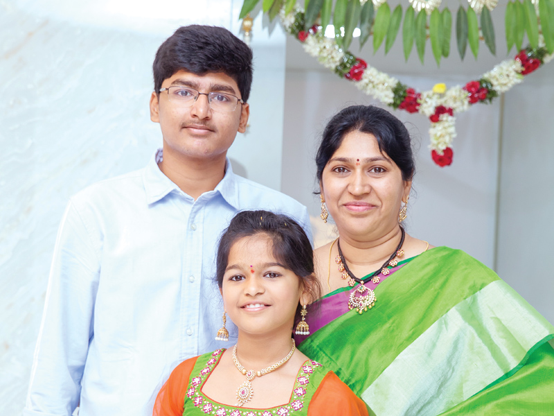 Kishen-Hema-and-Aparna-Reddy