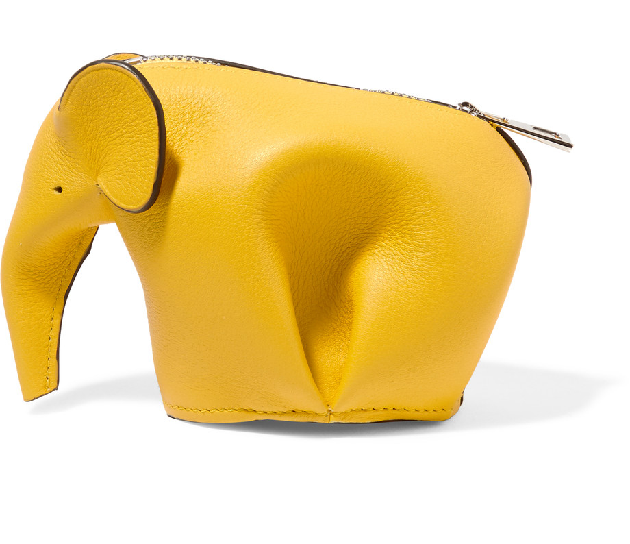 Loewe-Elephant-leather-wallet
