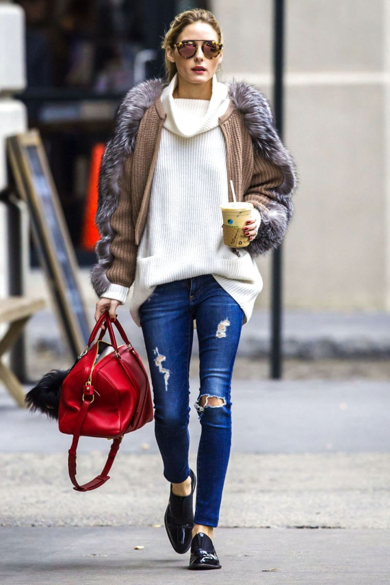 Olivia Palermo is the fashion queen