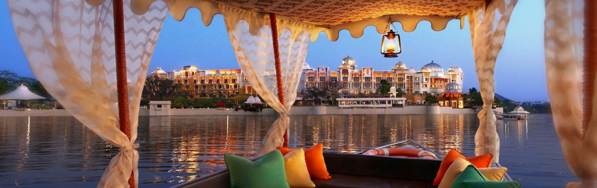 Palaces of Rajasthan famous around the world for their beauty