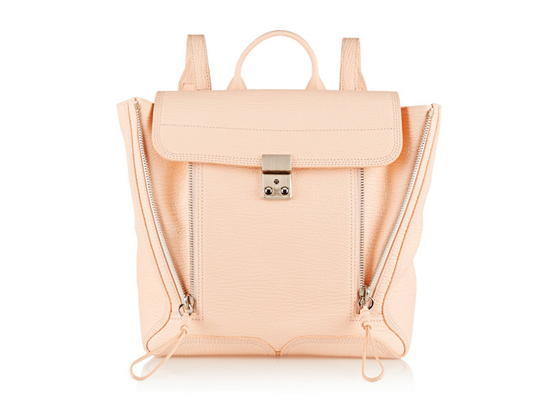 Phillip Lim The Pashli textured-leather backpack
