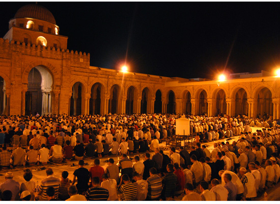Ramzan calls for strength of mind and body