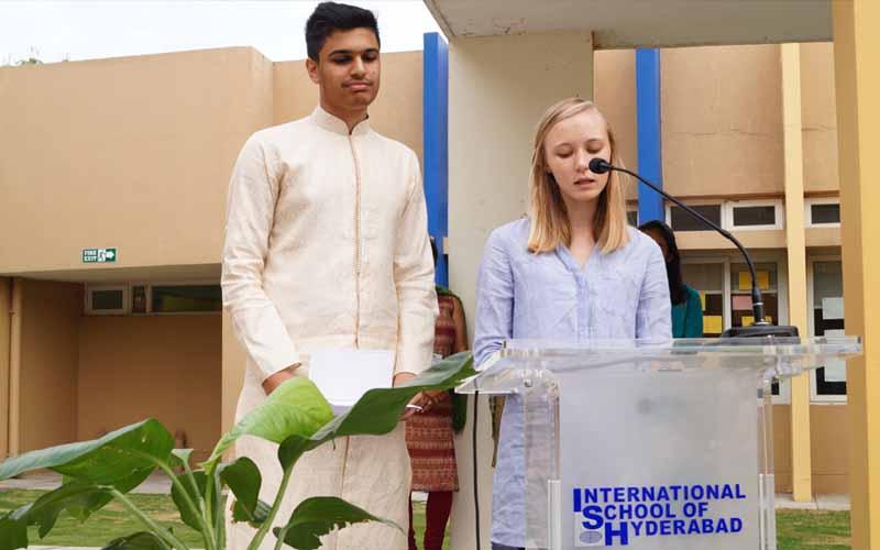 Rahim Latif and Micaela