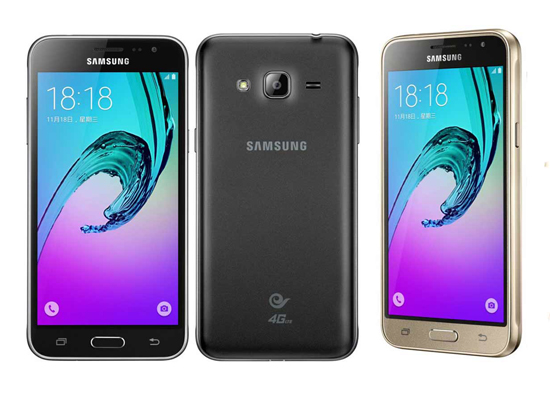 Samsung Galaxy J3 sports