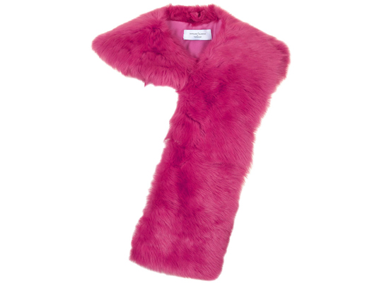 Sheepskin Stole by Marques'Almeida X Topshop