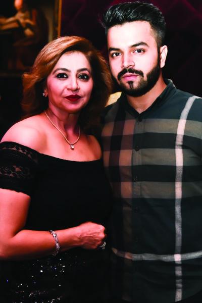 Sona Sharma and Siddhant Sharma