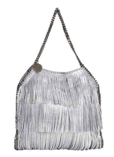 Stella McCartney Falabella Fringe Small Tote Bag