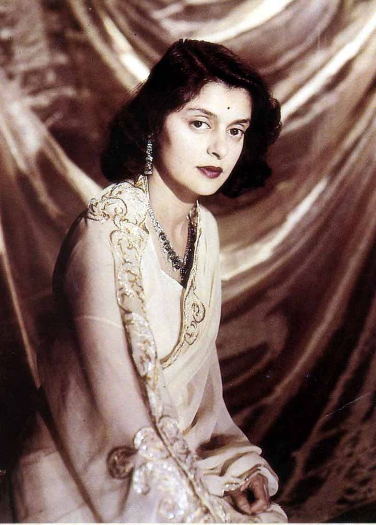 The maharani was one of the most beautiful women in the world