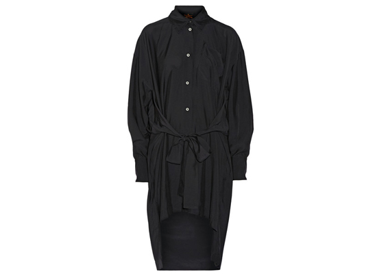 Vivienne Westwood Anglomania Faith woven shirt dress