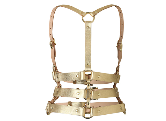 Zana Bayne Francesca leather harness