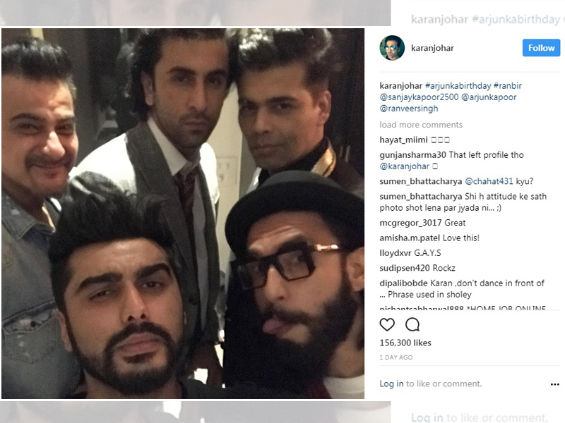Arjun Kapoor Celebrated His 32nd Birthday