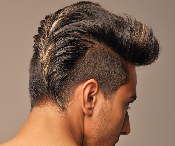 Hairstyling tips for Men