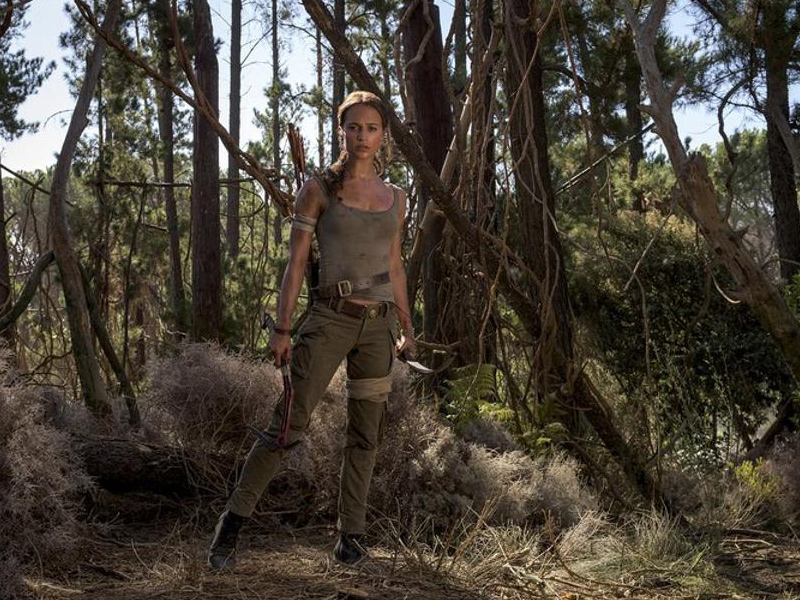 lara croft-first-look