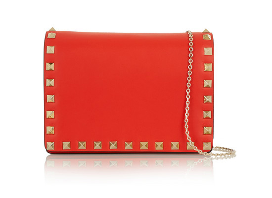 Valentino The Rockstud small leather shoulder bag