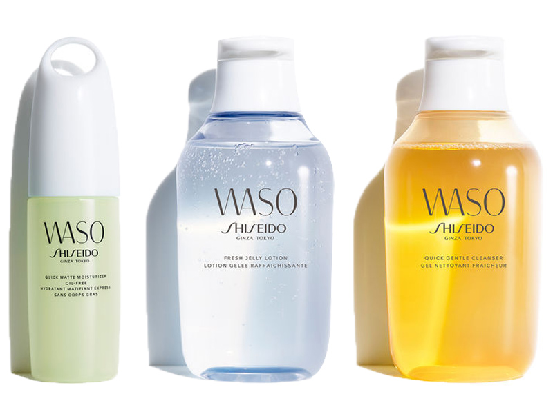 The WASO Skin Care Collection