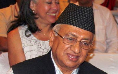 H.E. Deep Kumar Upadhyay