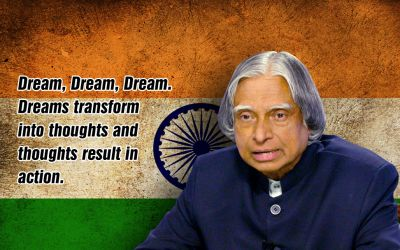 A Leader who has made every Indian proud -  Dr. A. P. J. Abdul Kalam