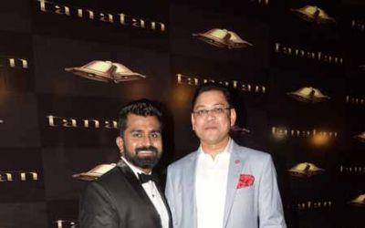 Amit Pal with Nihit Srivastav