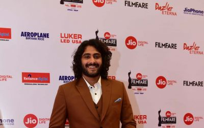Galaxy of stars shine at the 65th Jio Filmfare Awards South