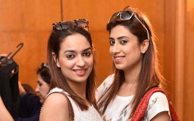 Chitwan Malhotra and Reeya Malhotra