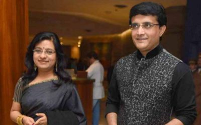 Dona and Saurav Gangul