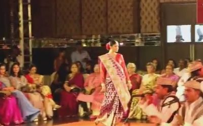 Fashion-Show-by-Designer-Gaurang-Shah