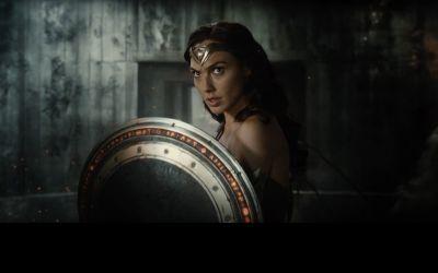 Justice League Official Comic-Con Trailer