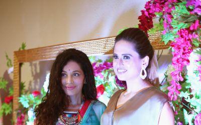 Mreenal Deshraj and Bulbeer Gandhi