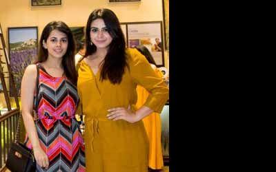 Drishti and Prerna Khanna