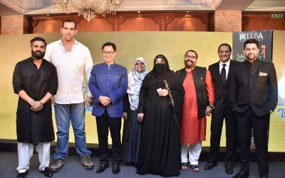 Suniel Shetty, The Khali, Shri Kiren Rijiju, Shehnaz Shaikh, Dr.Nowhera Shaikh, Vineet Dhanda, Mohd Azharuddin, Aftab  Shivdasani