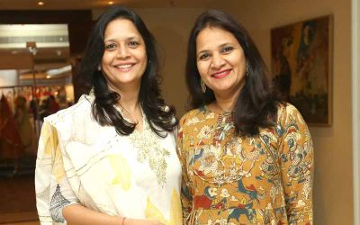 Padma and Padmaja Reddy