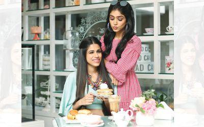 Apoorva Rao  & Drishika Chander