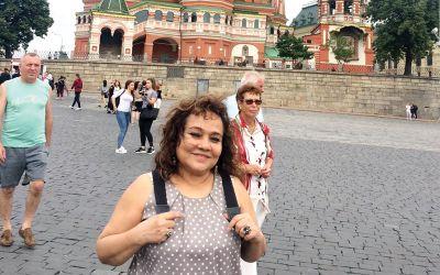 Archana-Paranji-Russia