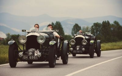 A few months ago, ten historic Bentleys successfully complete the famous Jochpass Oldtimer Memorial race. One among them was the Bentley Blower—the iconic racing Bentley of the pre-war years, forever linked with the image of its driver, the dashing Bentley Boy Sir Henry (Tim) Birkin.