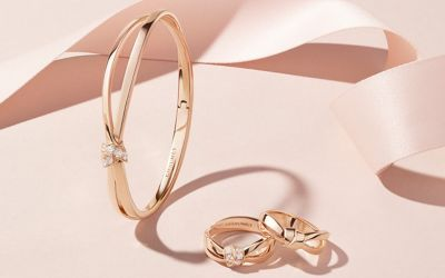 Chaumet's Liens  Séduction collection