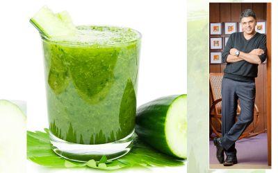 Cucumber-jucie