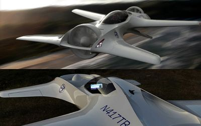Delorean Aerospace