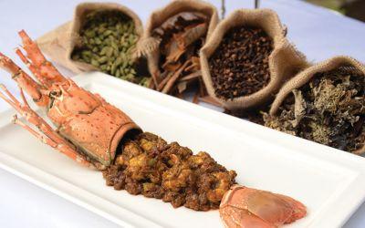 Gongura-Lobster