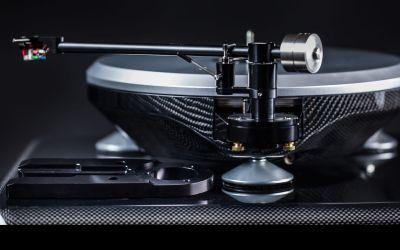 Grand Prix Parabolica Turntables