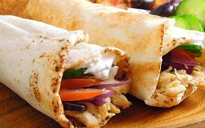Greek-chicken-pita