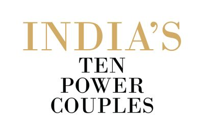 India's Ten  Power  Couples