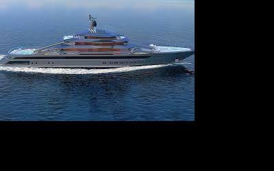 Introducing the Sleek Mauna Kea Yacht