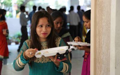 """SANKALP organises """"Khan Paan Dukan"""" - A Food Festival"""